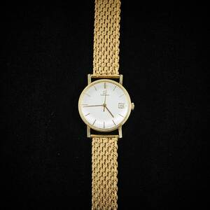 Armbandsur, 18k guld