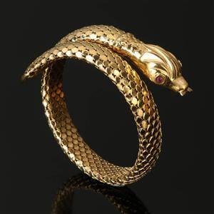 slange armbånd