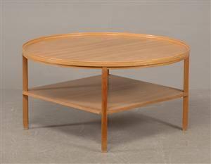 Slutpris för Kaare Klint, sofabord, model 6687
