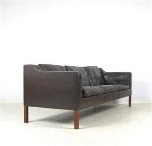 slutpris f r b rge mogensen tresits soffa modell 2213. Black Bedroom Furniture Sets. Home Design Ideas