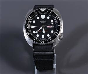 18b02528fbf Slutpris för Seiko Diver, Automatic, 1970-tal