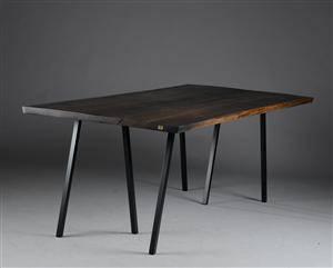 Cool Slutpris för Spisebord i Røget Eg og SB38