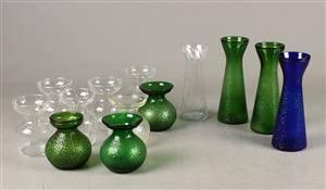Holmegaard samt Fyns glasværk, samling hyacintglas 13