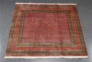 Indisk Sarabend tæppe 188 x 196 cm