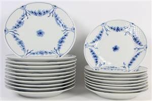 Bing  Grøndahl. Empire middagsservice af porcelæn, 1. sort. 20