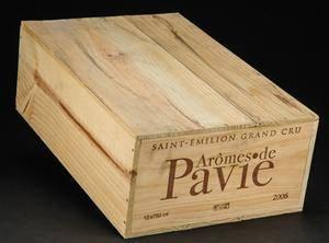12 fl. Arômes de Pavie 2006 Saint-Emilion Owc.