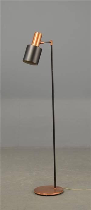 Slutpris för Gulvlampe standerlampe, Fog og