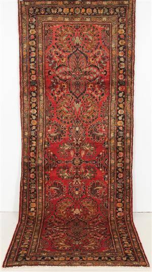 Slutpris för Gallerimatta, Persisk Hamedan, 310 x