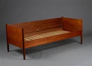 børge mogensen seng Slutpris för Børge Mogensen Seng af teaktræ, børge mogensen seng