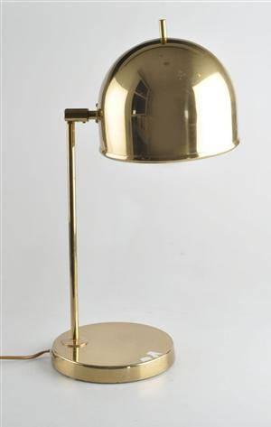 Sökresultat för Bergboms bordslampa mässing