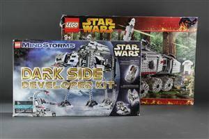 Lego - Star Wars. Clone Turbo Tank nr. 7261 og Dark Side Developer Kit  nr. 9754 2