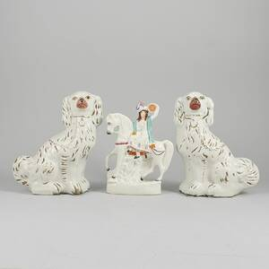 Spiselhundar,  skulptur
