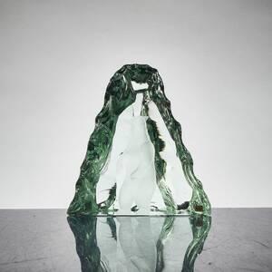 Skulptur, Isblock
