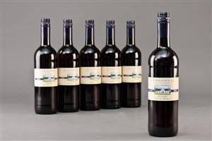 36 fl. rødvin , Schoondal Cape red 2011 36