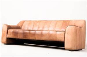 slutpris f r hans kaufeld dreier lounge sofa. Black Bedroom Furniture Sets. Home Design Ideas