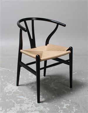 slutpris f r hans j wegner stol ch24. Black Bedroom Furniture Sets. Home Design Ideas