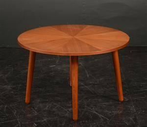 Cool Slutpris för Kubus sofabord af teak OA52