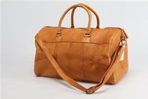 Still Leather Goods. Rejsetaske, model Gant