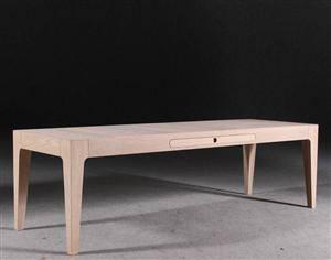 Soffbord Kalksten : Slutpris för g a d soffbord massiv ek hejnum