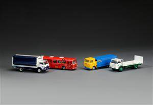 Tekno. En samling biler 4