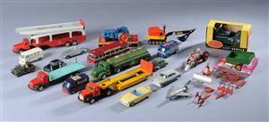 Tekno, Britains Ltd., Vilmer samt Corgi. Samling modelkøretøjer 21