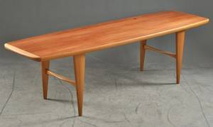 Svante Skogh, soffbord. Seffle Möbelfabrik Denna vara har satts till omförsäljning under nytt varunummer3402472