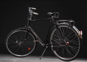 Raleigh. Vintage herrecykel, model Club de Luxe