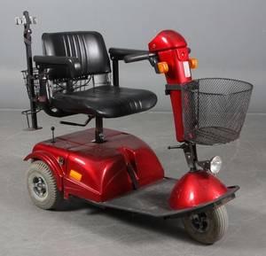 Calypso Deluxe elscooter.