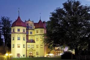 6 Tage Romantik im Schlosshotel Althörnitz  Hörnitz Oberlausitz 110km östlich von Dresden  für 2 Personen