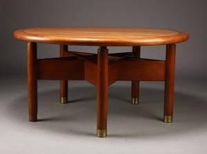 Peter Hvidt  Orla Mølgaard-Nielsen, stort spisebord, ca. 1940