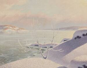 Oljemålning, Jean Skoglund 1908-1948