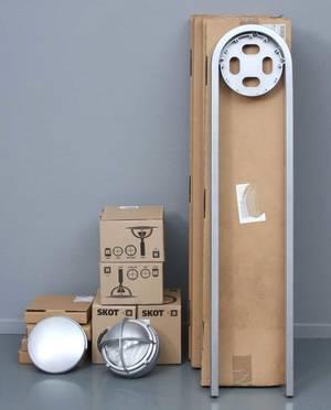 LK Skot lamper til udendørsbrug. 12