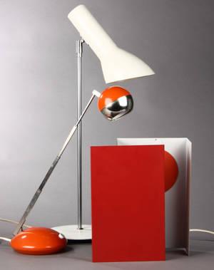 Tre diverse bordlamper, bl.a Omi og Lyfa 3
