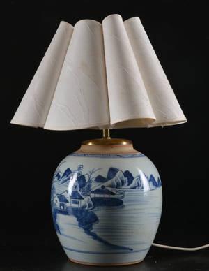Bordslampa, Bojan, Kina