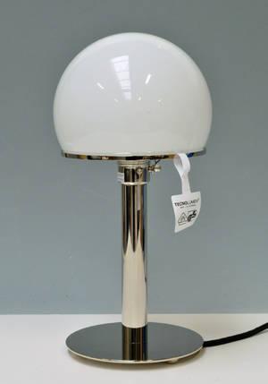 Wilhelm Wagenfeld. Bordlampe model WA 24
