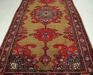 Persisk matta, Kordi