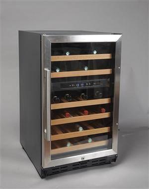 Vinkøleskab til 36 flasker, 110L, model 34DZ