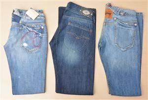 Replay, jeans, Dam, 3 st. strl. W27  L34 3