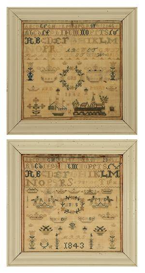 To navneklude, 1842 og 1843 2