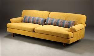 Erik Jørgensen. 2½ pers. sofa, model EJ 475, Cicero
