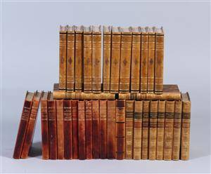 Samling böcker, bl.a. Selma Lagerlöf 35