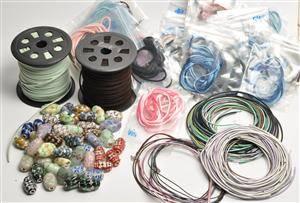 Charlotte Borgen beads og dele til smykkefremstilling