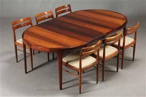 spisebord palisander Sökresultat för spisebord rundt tillægsplader spisebord palisander