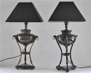 Ett par bordslampor 2