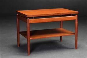 Dansk møbelproducent. Sofabord, teak