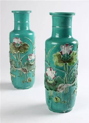 Par kinesiske vaser 2