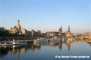 5-tägiger Städteurlaub in und rund um Dresden Erleben Sie die Kunstschätze und Kultur-Highlights, Unterbringung im modernen 3-Sterne Superior Park Inn by Radisson, für 2 Personen