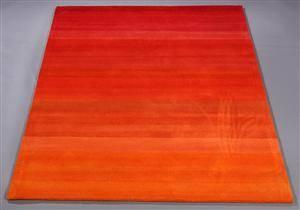 Arte Espina, moderne designtæppe, model Sunburst, 200 x 140 cm.