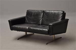 Topersoners U0027shakeru0027 Sofa I Læder