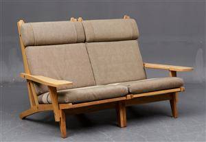 H. J. Wegner. To-pers. modulsofa, model GE-375